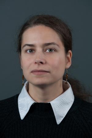 Zagyvainé Kiss Katalin arcképe